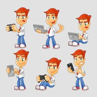 Технология guy set