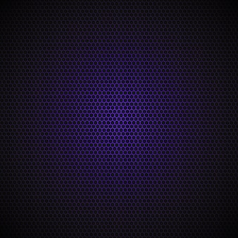 Technology hexagons geometric  background