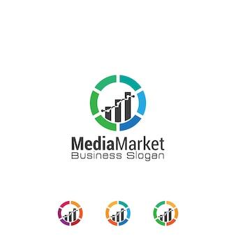 テクノロジー市場のロゴ