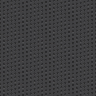 Technology perforated material vector seamless pattern