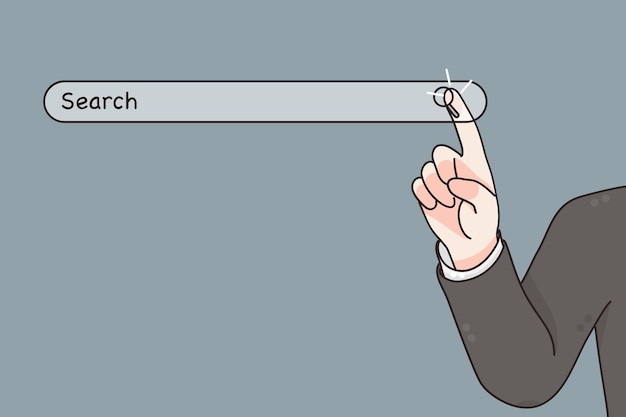 技術検索システムとインターネット技術の概念