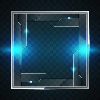 Technology template design