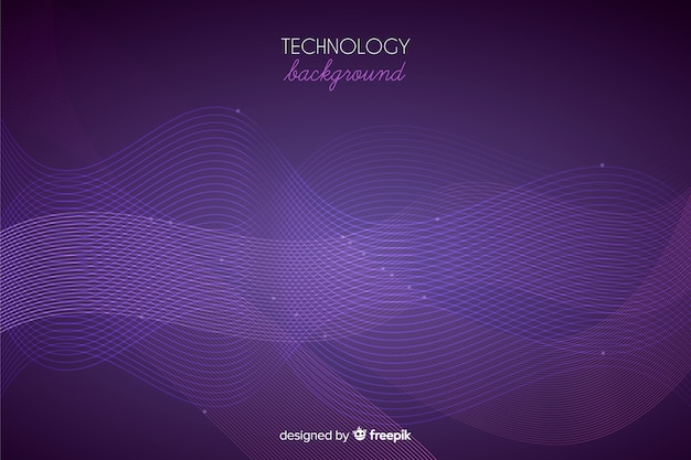 Techology background