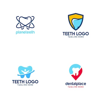 Teeth logo
