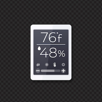温湿度モニター