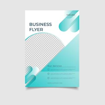 Template business flyer