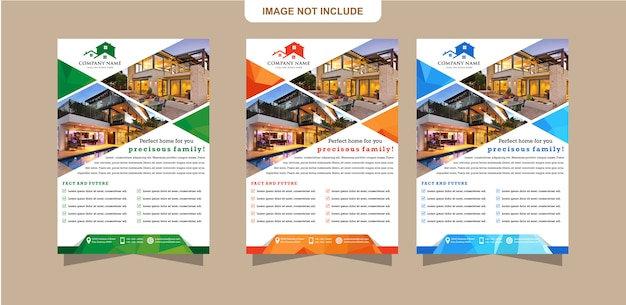 Шаблонный флаер или дизайн брошюры могут использоваться для покрытия корпоративного отчета