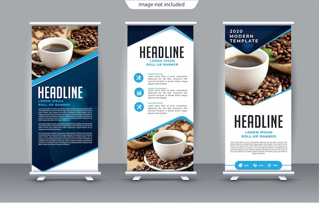 Template for rollup or xbanner promotion