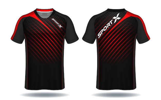 Футболка джерси template.sport футболка дизайн.