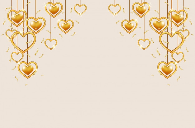Template valentines day celebration