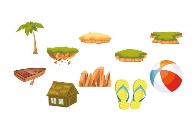 Десять островных иконок