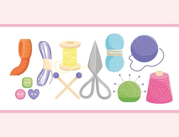 뜨개질 아이템 10가지