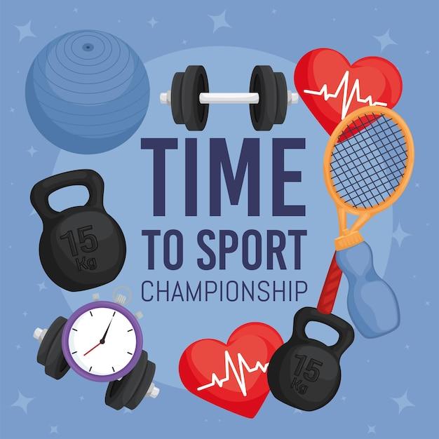 Десять спортивных иконок
