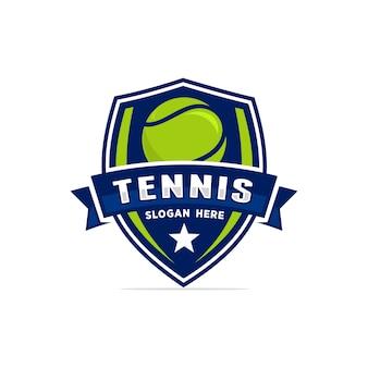 Логотип теннисного логотипа