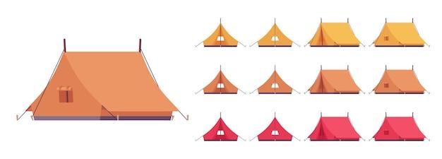 텐트 쉼터 세트