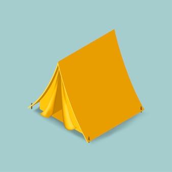 Tent Free Vector