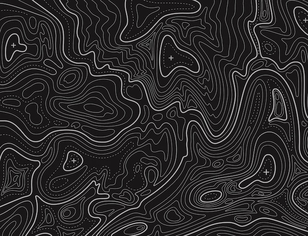 Terrain map. topographic contouring line cartography texture. topographical relief map. geographic