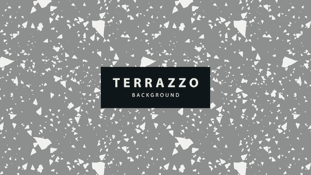 Terrazzo 바닥 바탕 화면 배경
