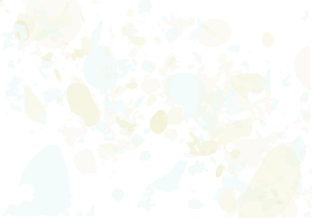 Terrazzo modern abstract template. blue and beige texture of classic italian flooring. venetian terrazzo trendy vector backdrop background made of stones, granite, quartz, marble, concrete.