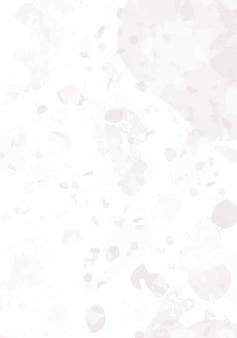テラゾモダン抽象テンプレート。古典的なイタリアの床の灰色の質感。石、花崗岩、石英、大理石、コンクリートで作られた背景。ベネチアンテラゾトレンディなベクトルの背景