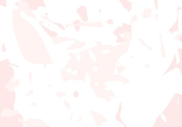 Terrazzo modern abstract template. pink texture of classic italian flooring. venetian terrazzo trendy vector backdrop background made of stones, granite, quartz, marble, concrete.
