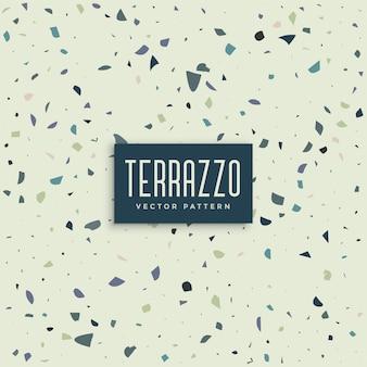 Дизайн абстрактного фона terrazzo