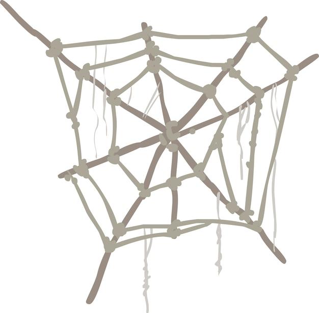 Terrific spiderweb