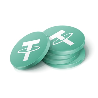 Tether cryptocurrency tokens