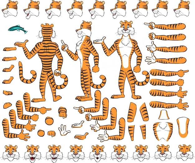 Tevin tiger