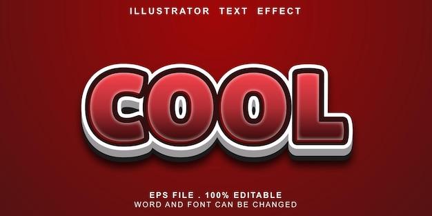 Text-effct-editable-cool
