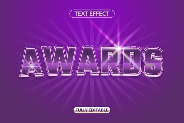 Награды text effect awards за рекламу, брендинг в социальных сетях, титул и многое другое