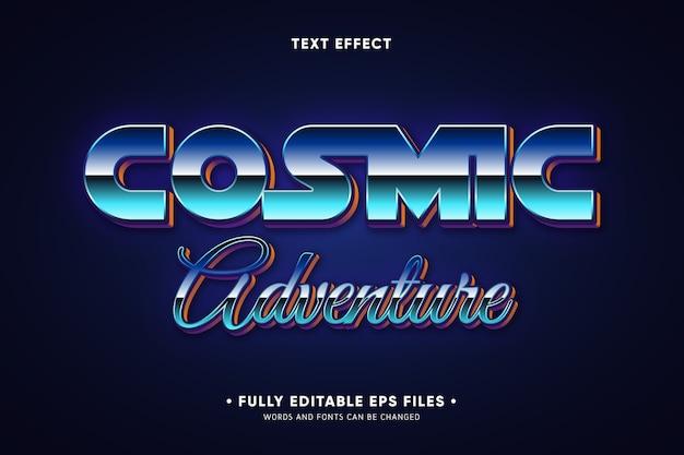 Text effect concept