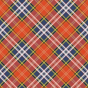 Textile tartan plaid texture seamless pattern