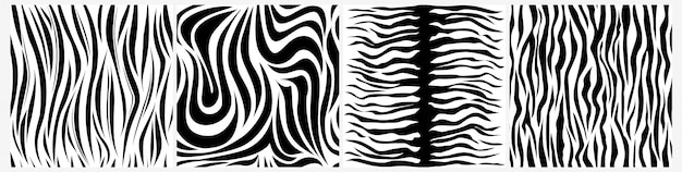 Textural white black camouflage, graphic lines, abstract, popula