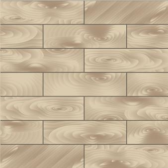 Вектор бесшовные древесины паркет текстура
