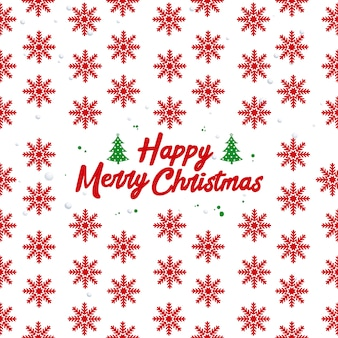 Texture pattern merry christmas