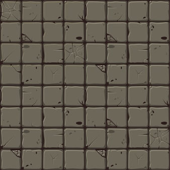 Texture of stone tiles