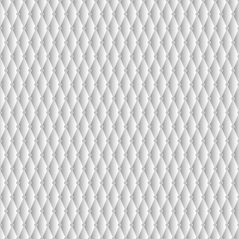 Texture of white sofa with luxury and seamless pattern.