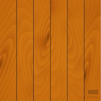 Текстурированная предпосылка коричневых деревянных планок для вашего дизайна. фондовая иллюстрация
