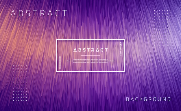 Textured purple background with abstract shape.