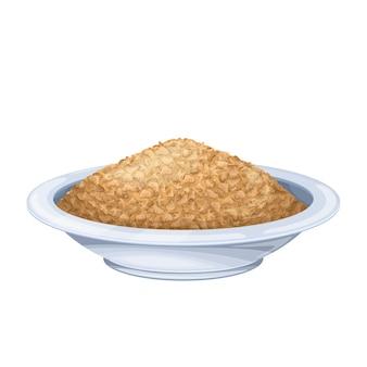 짜임새 콩 단백질 (tvp).