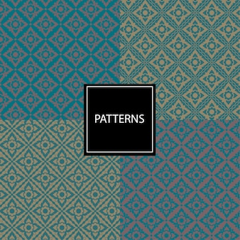 Thai patterns pack