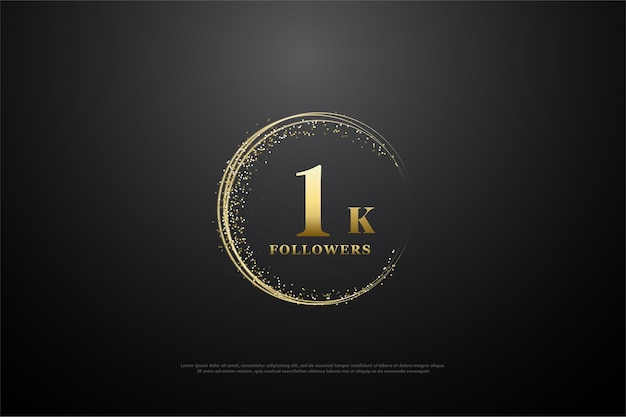 Спасибо 1000 подписчикам, число и золотой песок образуют несовершенный круг.