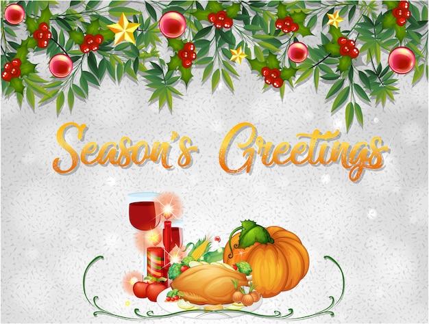 Premium Vector Turkey Thanksgiving On Blank Board