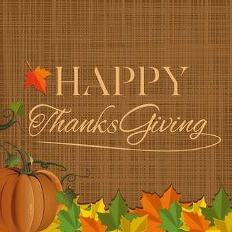 Thanksgiving day background. happy thanksgiving.