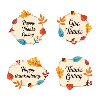 Giorno del ringraziamento.