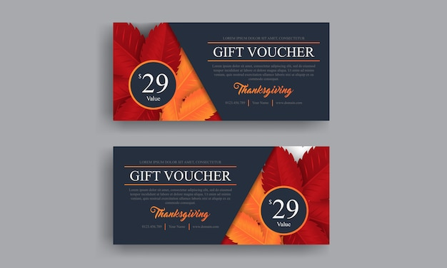 Thanksgiving with orange pumpkin for promo poster. template invitation for promotion