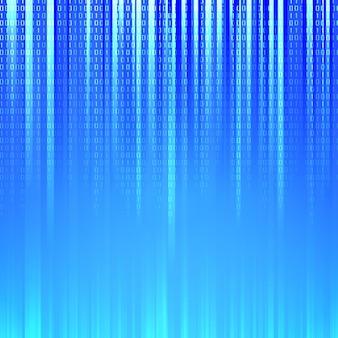 The Binary code.