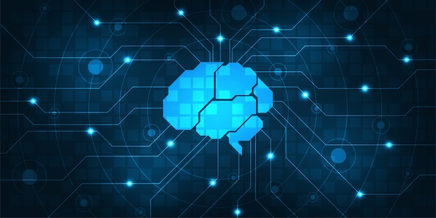 脳によって制御されるデジタルシステムの中心。