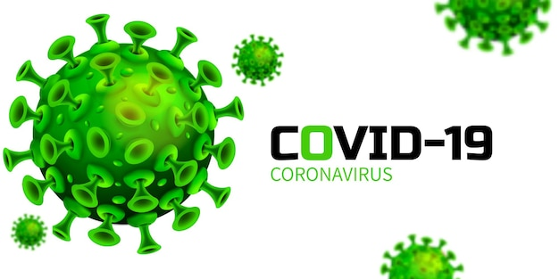 Коронавирус covid представляет собой реальную иллюстрацию для описания типа вируса короны